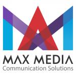 ماكس ميديا شعار